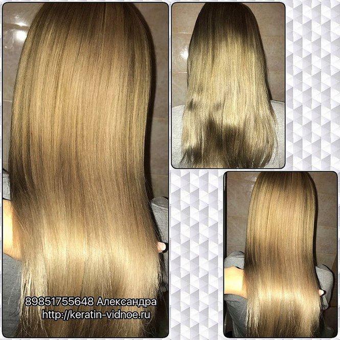 Полировка волос домодедово